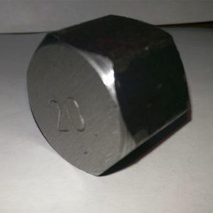 Заглушка стальная резьбовая